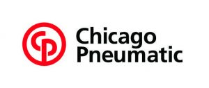 Logo Chicago Pneumatic White Background