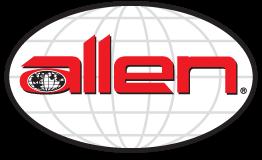 Allen Globe Logo